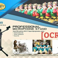 Stand Mic / Mik / Mikrofon / Microphone KREZT NB-311 (untuk anak-anak)