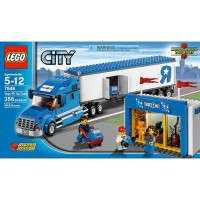 Lego 7848 City Toy R Us Truck