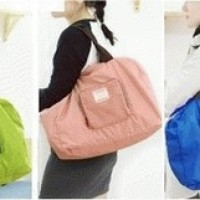 Tas Unik Lipat Ukuran Mini (Street Shopper Bag)