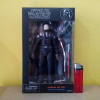ACTION FIGURE STAR WARS DARTH VADER (THE BLACK SERIES KWS)