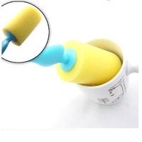 Spon spons tongkat untuk mencuci gelas Cleaner sponge - HKN070