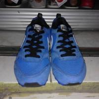 Sepatu Kets Sneakers NIKE MD RUNNER Blue Impor