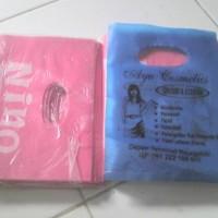 kantong plastik kecil + sablon paket sekilo