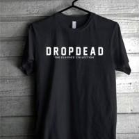 harga Kaos Dropdead / Kaos Distro Dropdead / Tshirt Dropdead Tokopedia.com
