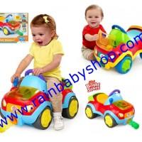 harga Mobilan Anak Bright Starts Pop And Roll Roadster Tokopedia.com