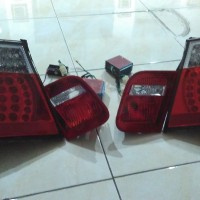 Lampu Rem Set BMW E46 LED