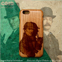 M.1 SHERLOCK | COID Indonesian Largest Collection of Wood Cases Covers