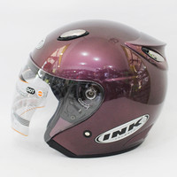 harga Helm Basic INK Centro Ungu KYT GM MDS VOG NHK SNAIL JPX AGV CROSS Tokopedia.com