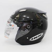 harga Helm Basic INK Centro Black  KYT GM MDS VOG NHK SNAIL JPX AGV CROSS Tokopedia.com