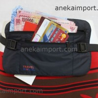 Invisible Money Belt / Tas Penyimpanan Pasport / Travel Bag
