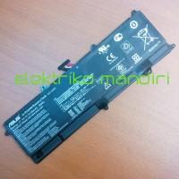 Original Baterai ASUS C21-X202 For Vivobook S200E X201E X201 X202E