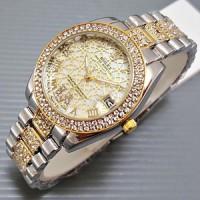 Jam Tangan Wanita - Rolex Nest (Gucci Bonia Esprit Chanel Gc Gucci Lv