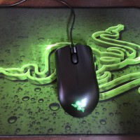 Razer ABYSSUS 1800 Mouse Bundle GOLIATHUS SMALL Mousepad