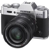 Fujifilm X-T10 XF 18-55 F / 2.8 R LM OIS (SILVER)