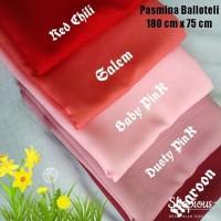 Pashmina Balotelli / Baloteli Rawis / Wolsum 50x175cm