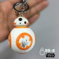 Gantungan Kunci / Figure Droid BB-8 Star Wars The Force Awakens