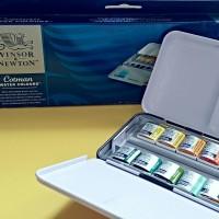 Winsor & Newton Cotman Watercolor Box 24