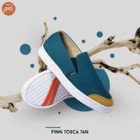 Sepatu Wanita / Sepatu Kets Wanita / Finn Tosca Tan Apparel