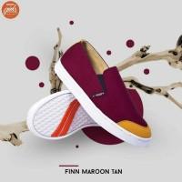 Sepatu Wanita / Sepatu Kets Wanita / Finn Maaron Tan Apparel