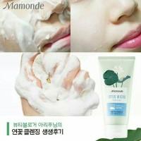 Mamonde Lotus Micro Mild Foam