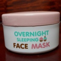 OVERNIGHT SLEEPING MASK THE BAKERY BORN TO BE BABY BY BEAUTY BUFFET