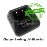 Dock Dudukan Charger Baofeng UV5R UV-5R UV6R FM-V6 5RUV Weierwei First
