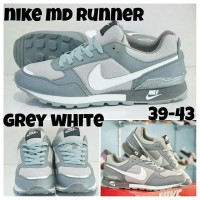 NIKE MD RUNNER GREY / NIKE MD ABU ABU