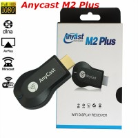 AnyCast M2 Plus DLNA Miracast Streaming Media Player HDMI-Easy Sharing
