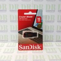 Jual Sandisk FlashDisk Cruzer Blade 16GB ( SDCZ50-16GB ) Murah