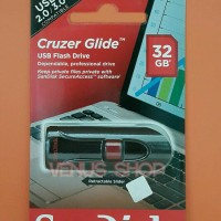 SANDISK FLASH DISK 32 GB CRUZER GLIDE CZ 60 / 32GB