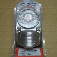 Piston / Seher Kit CLD Jupiter MX / Vixion Pin 14 OS 57 Modified Hi-Dome