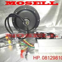 harga Kit 3000Watt 72Volt Sepeda Listrik - Mosell Tokopedia.com