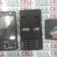 Casing Kesing Housing Fullset Nokia N95 8GB