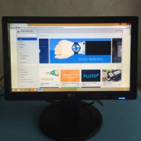 LCD Monitor LG Flatron W1642S