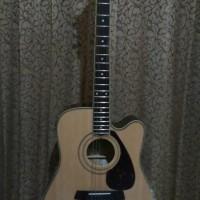 Gitar Cole Clark australia akustik maple