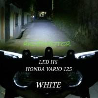 Jual LAMPU UTAMA LED MOTOR HONDA VARIO 125 HIGH/LOW (PNP) Murah