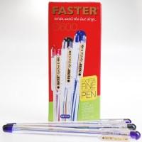 Pulpen pen Faster C600 atk
