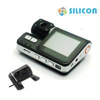Car DVR Silicon X-2 (Dual Camera)