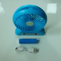 Power Bank 2 in 1 Portable Lithium Battery Fan -  Power Robot