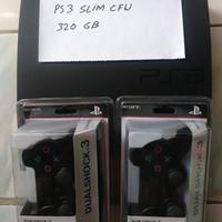 PS3 SONY PLAYSTATION 3 SLIM 320GB CFW