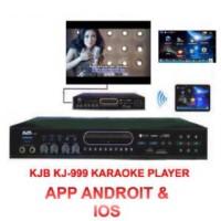 Murah !!! DVD PLAYER KARAOKE KJB KJ 999 Support Androit & IOS