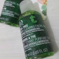 The Body Shop Tea Tree Facial Wash 60 Ml