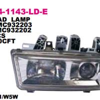 HEAD LAMP FUSO 350'97 SUPERGREAT