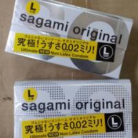 Sagami Original 0.02 size L isi 12 pcs