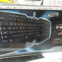 Genius GX Imperator Keyboard Gaming!