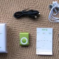 MP3 Player Shuffle