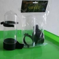 harga Tempat Pakan/minum Burung Dispenser (500 Ml) Tokopedia.com
