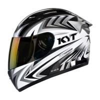 harga Helm KYT RC 7 Seven RC7 Full Face Fullface Seri Black White Tokopedia.com