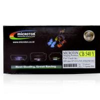 Toner Printer HP Colour 1515 Compatible (Microton CB 540 Y)