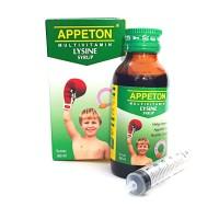 Appeton Lysine Syrup 60ml